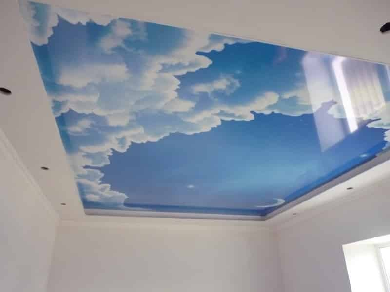 stretch ceiling uk